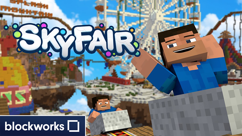 SkyFair on the Minecraft Marketplace by Blockworks