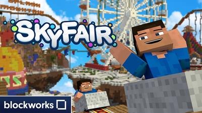 SkyFair on the Minecraft Marketplace by Blockworks