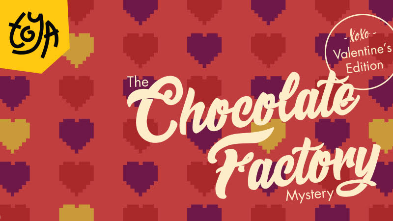 The Chocolate Factory Mystery on the Minecraft Marketplace by Toya