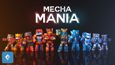 Mecha Mania on the Minecraft Marketplace by Saphire Studios