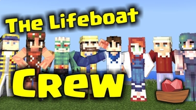The Lifeboat Crew on the Minecraft Marketplace by Lifeboat