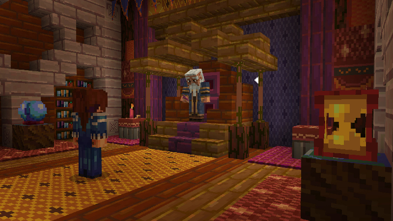 School of Magic on the Minecraft Marketplace by Cyclone