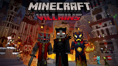 Villains Skin Pack on the Minecraft Marketplace by Minecraft