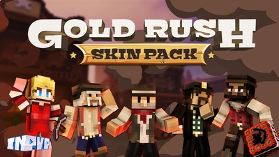 Gold Rush Skin Pack on the Minecraft Marketplace by InPvP