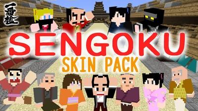 SengokuSkinPack on the Minecraft Marketplace by Impress