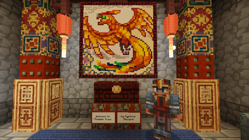 Phoenix Quest on the Minecraft Marketplace by Cyclone