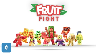 Fruit Fight on the Minecraft Marketplace by Saphire Studios