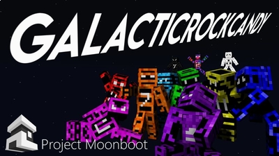 Galactic Rock Candy on the Minecraft Marketplace by Project Moonboot