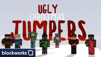 Ugly Christmas Jumpers on the Minecraft Marketplace by Blockworks
