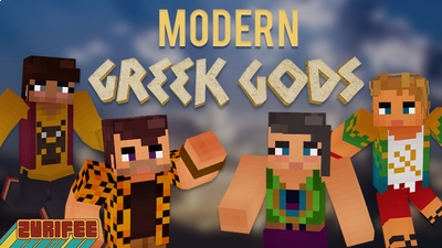 Modern Greek Gods Pack on the Minecraft Marketplace by Zurifee