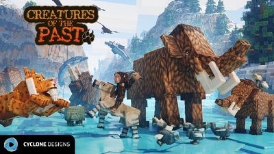 Creatures of the Past on the Minecraft Marketplace by Cyclone Designs
