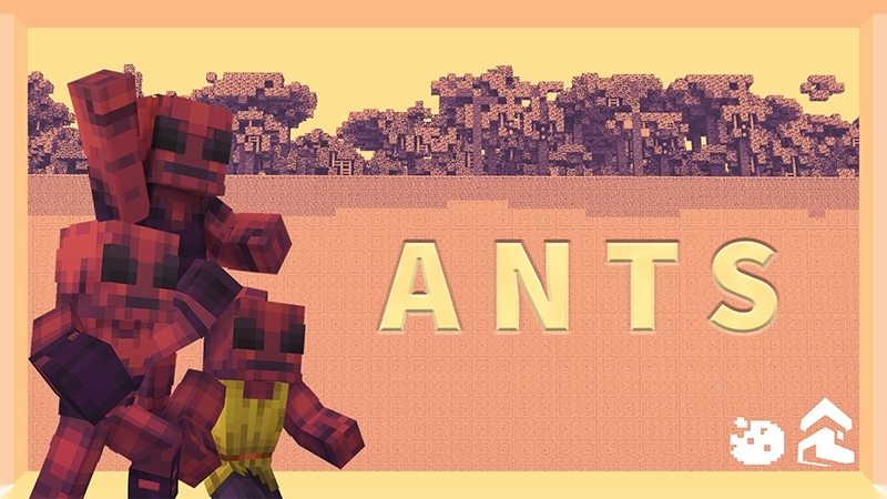 Ants on the Minecraft Marketplace by Project Moonboot