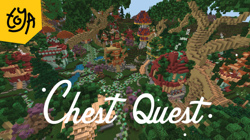 Chest Quest on the Minecraft Marketplace by Toya