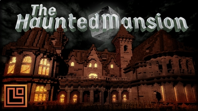 The Haunted Mansion on the Minecraft Marketplace by Pixel Squared