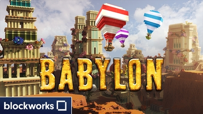 Babylon on the Minecraft Marketplace by Blockworks
