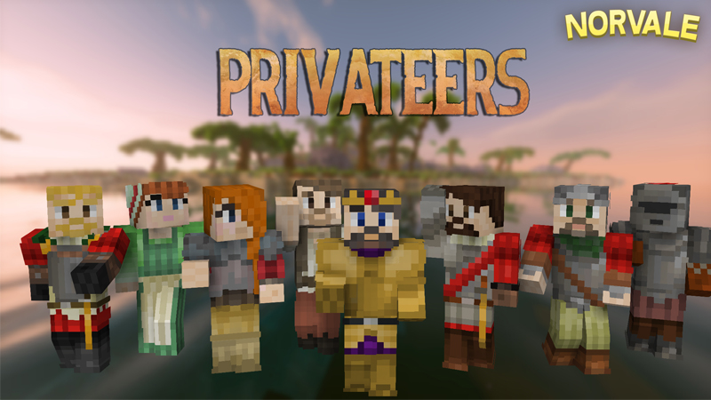 Privateers on the Minecraft Marketplace by Norvale