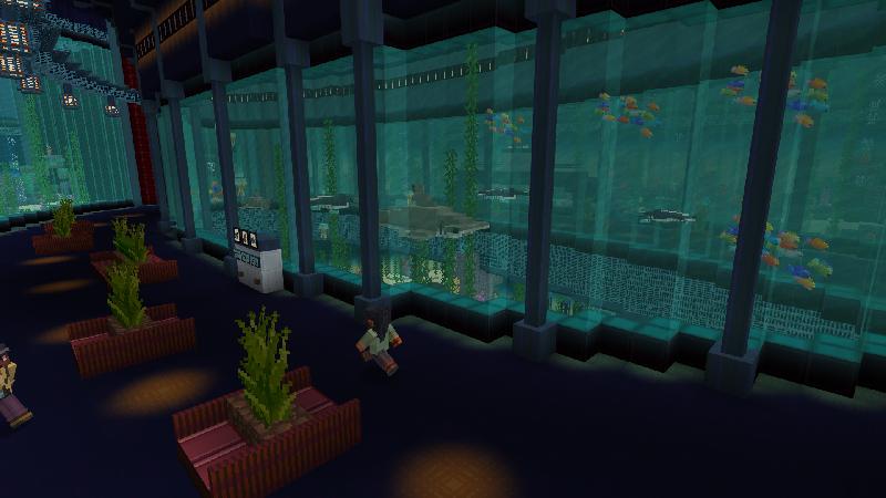 Aquatic Life by Cyclone