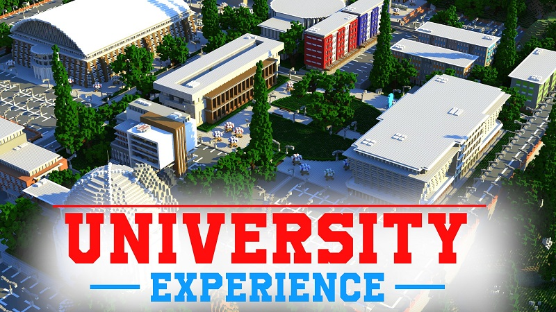 University Experience on the Minecraft Marketplace by Nitric Concepts