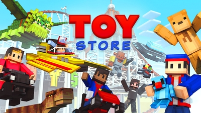 Mineville Toy Store on the Minecraft Marketplace by InPvP