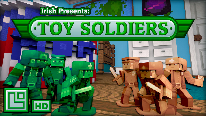 Toy Soldiers HD on the Minecraft Marketplace by Pixel Squared
