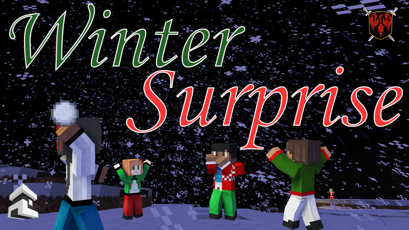 Winter Surprise on the Minecraft Marketplace by Project Moonboot