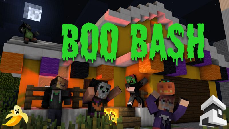 BOO BASH on the Minecraft Marketplace by Project Moonboot
