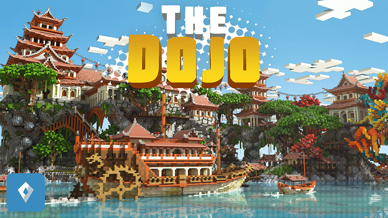 The Dojo on the Minecraft Marketplace by Sapphire Studios