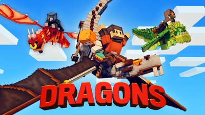 Dragons on the Minecraft Marketplace by InPvP