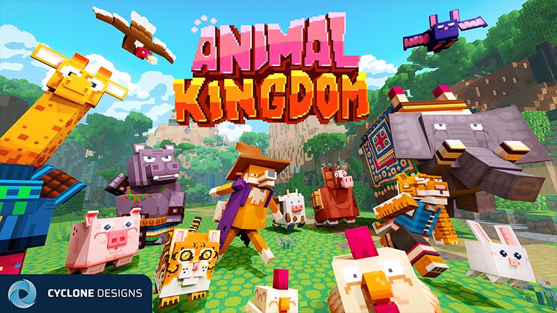 Animal Kingdom Mash-Up