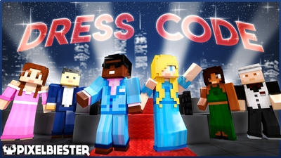Dress Code on the Minecraft Marketplace by Pixelbiester