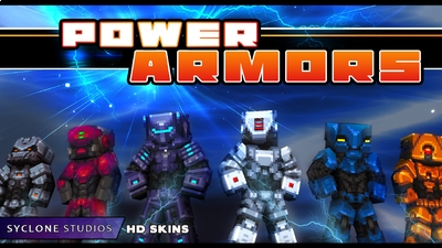 Power Armors HD on the Minecraft Marketplace by Syclone Studios