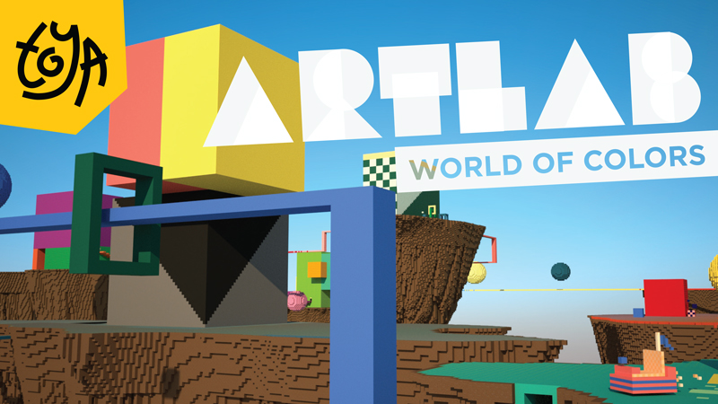 ArtLab World of Colors on the Minecraft Marketplace by Toya