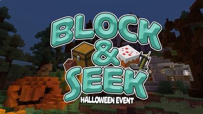 Block  Seek on the Minecraft Marketplace by Polymaps