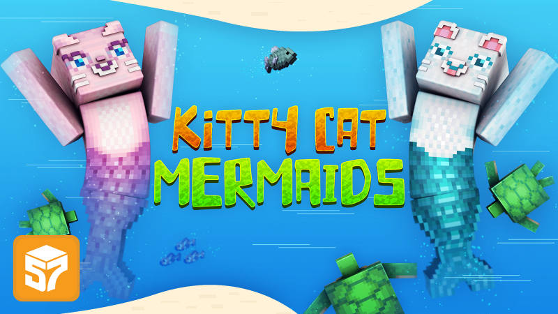 Play Kitty Cat Mermaids
