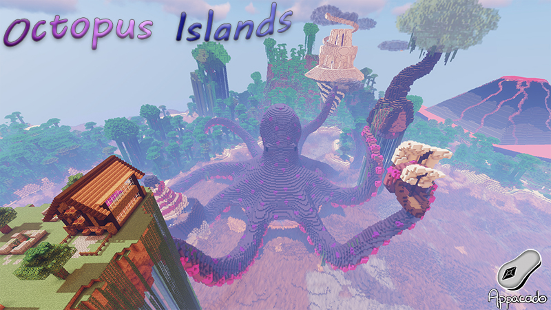 Octopus Islands on the Minecraft Marketplace by Appacado