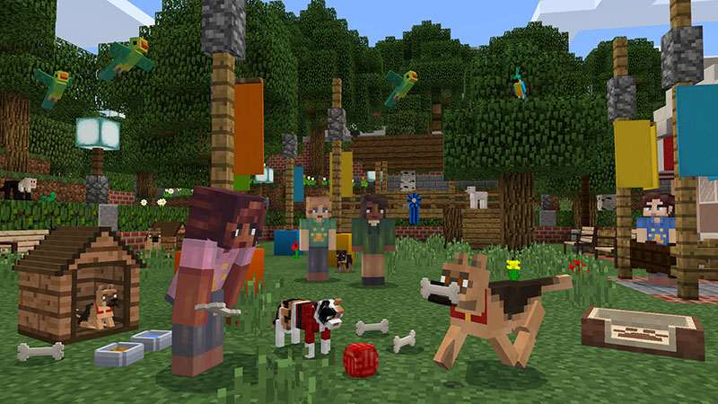 Pet Shop By Pixelheads Minecraft Marketplace