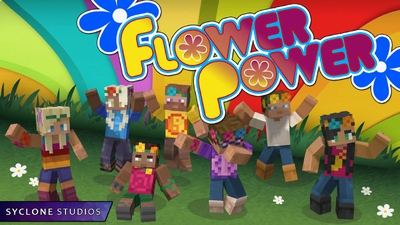 Flower Power HippiesNormies on the Minecraft Marketplace by Syclone Studios
