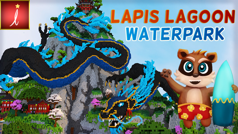 Lapis Lagoon on the Minecraft Marketplace by Imagiverse
