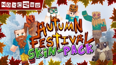 Autumn Festival Skin Pack on the Minecraft Marketplace by Noxcrew