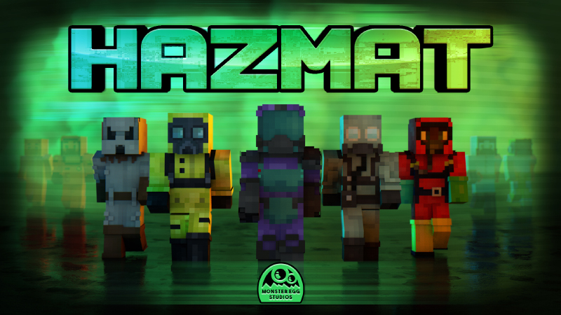 Hazmat on the Minecraft Marketplace by Monster Egg Studios
