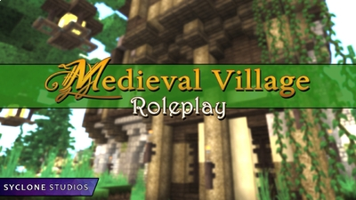 Medieval Village Roleplay on the Minecraft Marketplace by Syclone Studios