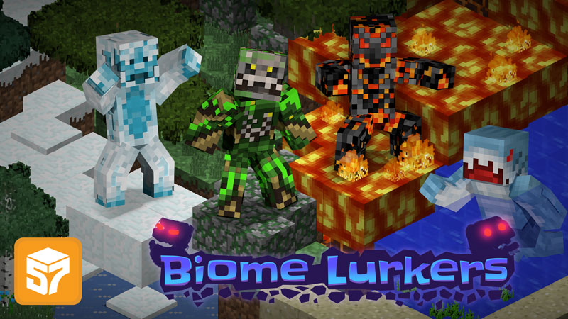 Play Biome Lurkers