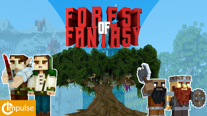 Forest of Fantasy on the Minecraft Marketplace by Impulse