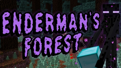 Endermans Forest on the Minecraft Marketplace by Polymaps