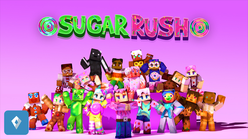 Sugar Rush on the Minecraft Marketplace by Sapphire Studios