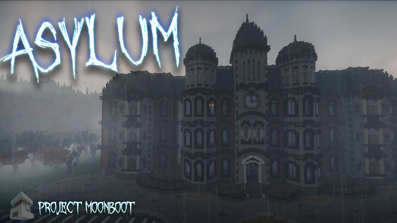 Asylum on the Minecraft Marketplace by Project Moonboot