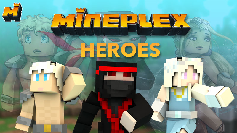 Mineplex Heroes on the Minecraft Marketplace by Mineplex