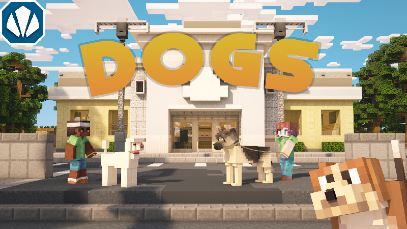 Dogs on the Minecraft Marketplace by Shapescape