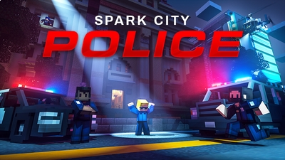 Spark City Police on the Minecraft Marketplace by Spark Universe