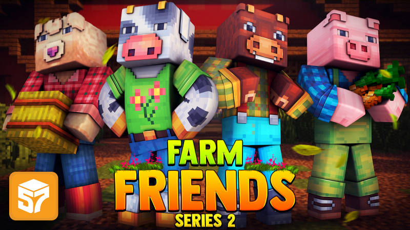 Play Farm Friends Series 2